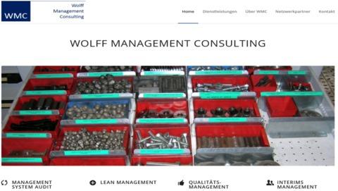 Wolff- Management