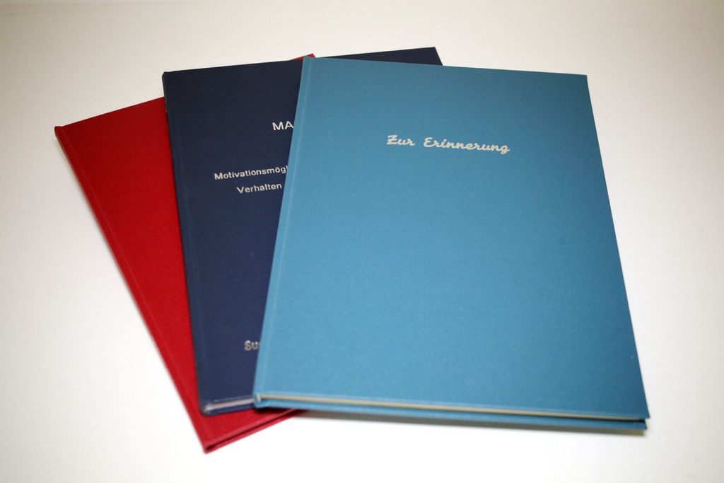 dissertation binder The library thesis/dissertation binding form 3 (or 4) unbound, edited, approved, and signed copies of your thesis/dissertation on 25%, 50% or 100% white cotton watermarked bond paper with a plain finish.