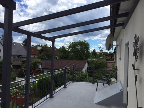 Balkonüberdachungen referenzen balkonüberdachung mit geläder waldviertler