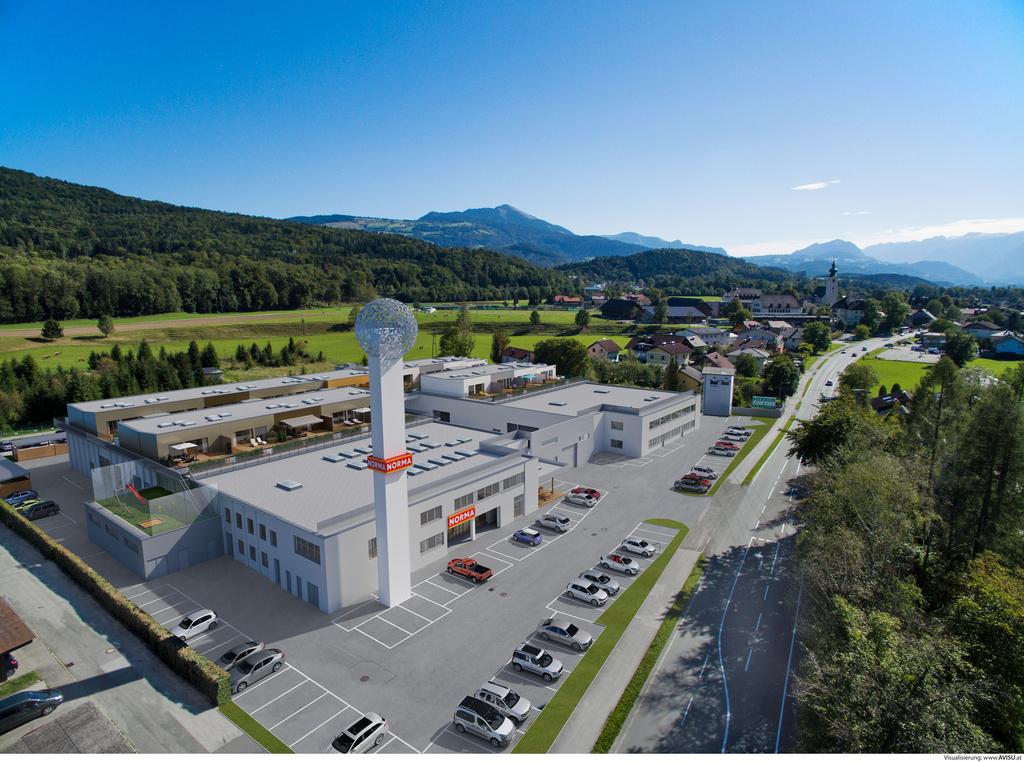 4plus management GmbH - Logistikpoint Oberalm