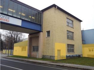 4plus project GmbH - Abbruch von Hallenteilen