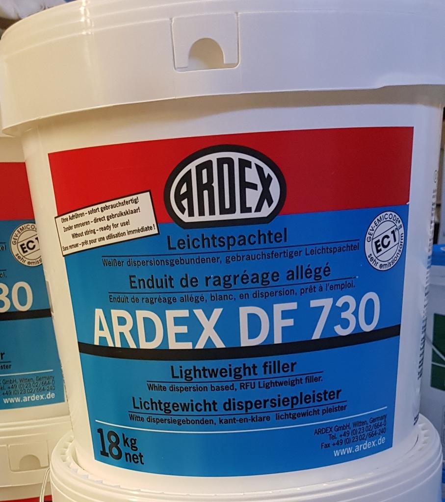 AKTION der WOCHE - KW 16  2021 ARDEX DF 730 Leichtspachtel 18kg