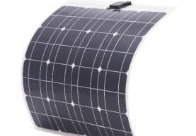 Flex flexibles ultraleichtes Solarmodul in verschiedenen Größen erhältlich