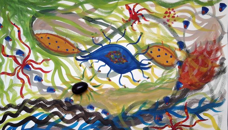 KunsttherapieMal- und Gestaltungstherapie