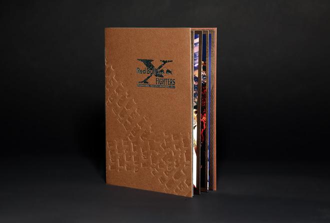 RedBull X-Fighter Folder
